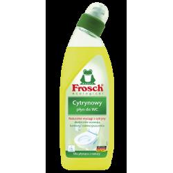 Cytrynowy płyn do WC 750 ml